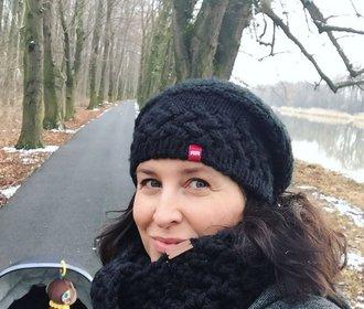 Lucie Šilhánová: Každý den se bojím, jestli jsem alespoň ucházející máma