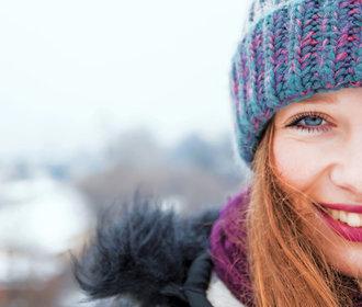 Jak se starat o pleť v chladných měsících. Kde děláme nejčastější chyby