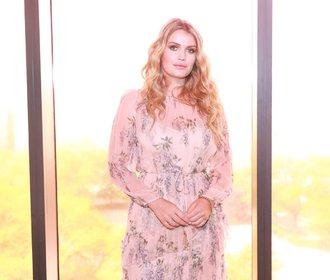 Neteř princezny Diany zářila na přehlídce Dolce & Gabbana