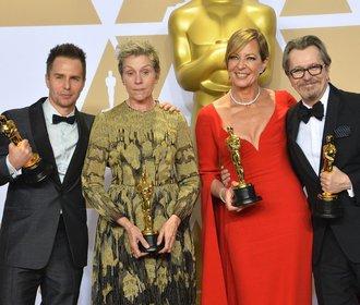 V Los Angeles proběhl 90. ročník udílení filmových Oscarů