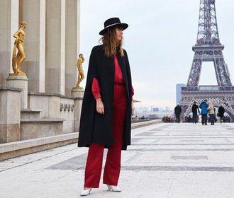 Nositelná móda z ulic Paříže, která potěší i minimalistky