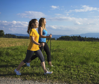 Cviky na nohy a další tipy na hubnutí