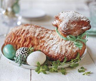 Velikonoce jsou za dveřmi: Upečte si tradičního beránka!