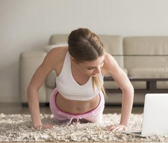 Cvičení na hubnutí podle trenérky celebrit Jillian Michaels