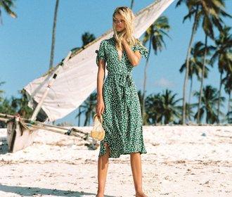 4 letní šaty, které letos nosí všechny cool holky z Instagramu