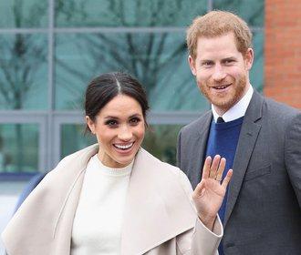 Datum svatby prince Harryho a Meghan se blíží: Přinese jim štěstí?