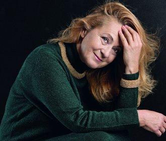 Simona Stašová: Štěstí v mém věku je klidná spokojenost