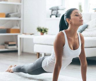 Cvičení doma: Nejlepší pomůcky na hubnutí nebo zpevnění problémových partií
