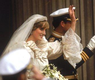 Královské svatební šaty: Která princezna si troufla porušit tradice?