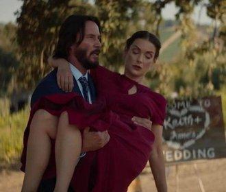 Filmový tip: Idoly devadesátek Keanu Reeves a Winona Ryder opět spolu!