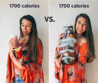 Boží instagramový účet, který vás namotivuje ke zdravé stravě