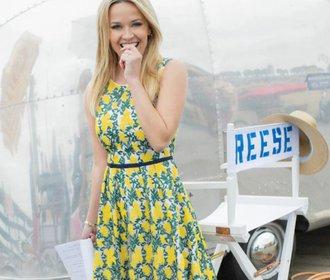 Reese Witherspoon stvořila šaty podle Madeline ze Sedmilhářek!