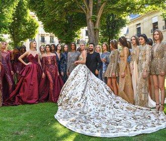 Trendy z přehlídek haute couture: Osmdesátky, peří a Dior proti všem!