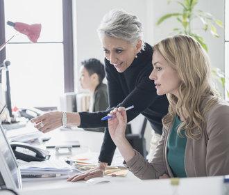 Najděte si mentora a posuňte svou kariéru výš