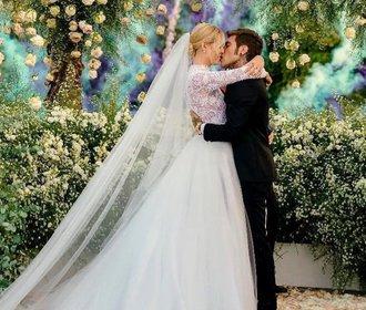 Italská svatba roku! Jak se vdávala slavná blogerka Chiara Ferragni?