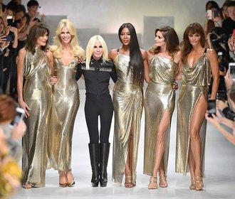 Michael Kors kupuje módní dům Versace. Půjde Donatella do důchodu?