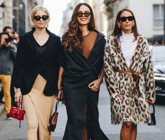Móda z ulic Paříže: Jak nosí současné trendy nejstylovější ženy světa?