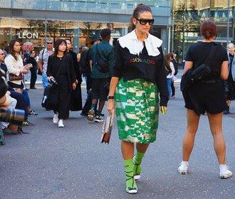 I mistr tesař se utne: Nejdivnější outfity z módních metropolí