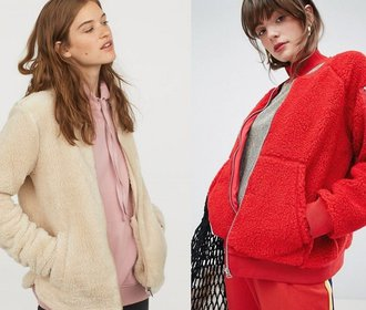 Flísové bundy & kabátky: Žhavý podzimní trend, který zahřeje!