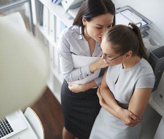 Že jsem raději nemlčela: 5 vět, které byste neměla říkat v práci