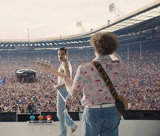Listopadové filmové premiéry: Příběh Freddieho Mercuryho i návrat Rockyho!