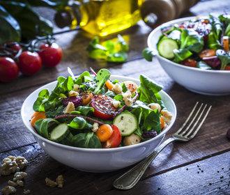 Tipy na lehké dietní večeře, které vám pomohou zhubnout!
