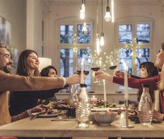 Jak se vyhnout hádkám o vánočních svátcích a v klidu sedět u jednoho stolu