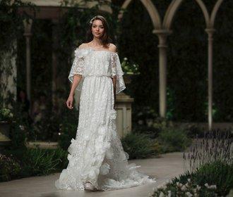 Svatební šaty: 4 zásadní trendy pro příští rok!