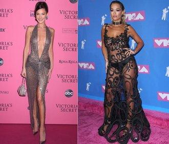 Nejvíce sexy šaty roku 2018: Oblékla je Gisele Bündchen i Rita Ora!