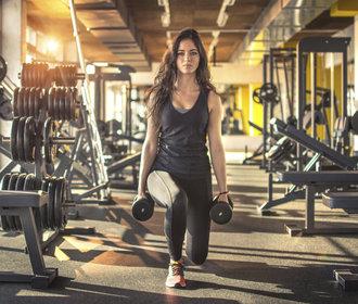 Začínáte se cvičením? Pozor na správnou intenzitu tréninku