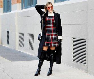20 nejkrásnějších šatů, které můžete nosit celou zimu (i potom)!