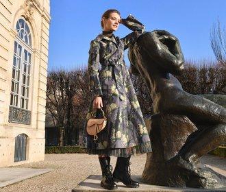 Móda z ulic Paříže: Jak se nosí elegance v hlavním městě módy?