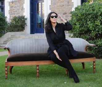 Monica Bellucci & její styl: Raději nosí jen černou, než aby se trápila dietami