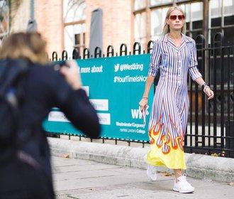 Košilové šaty: Oblíbený kousek šatníku má řadu podob, jaké letí teď?