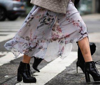 S čím nosit kotníkové boty: 3 tipy na outfity pro každou z nás!