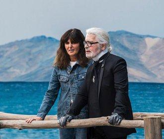 Kdo přijde po Lagerfeldovi? Módní dům Chanel povede žena!