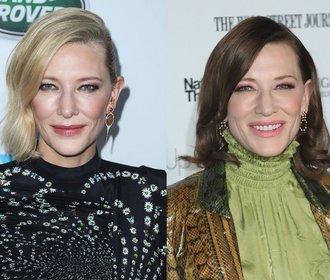 Vlasové proměny slavných: Kdo letos změnil barvu nebo střih?