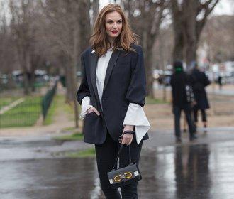 3 tipy, jak si sestavit jednoduchý, ale draze vypadající outfit