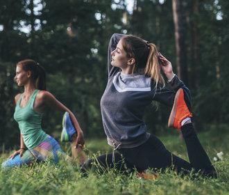 Po běhu se protáhněte: Strečink pomůže regeneraci svalů i proti jejich zkrácení
