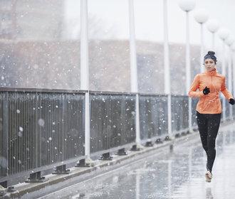 V čem běhat v zimě, v dešti, ve vedru: Manuál pro každé počasí