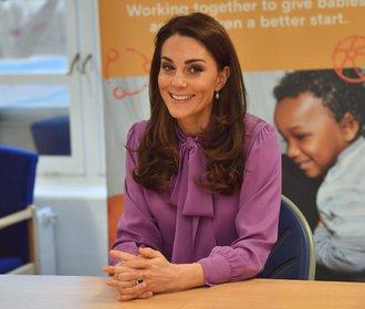 Vévodkyně Kate si najala novou stylistku! Jak se změní její šatník?