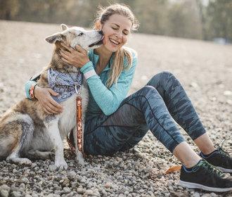 5 důvodů, proč běhat se psem. Začnete běh vnímat jinak
