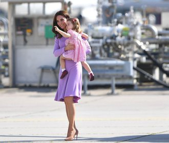 Nejstylovější maminka & dcera: Budou mít Kate s Charlotte konkurenci, až Meghan porodí?