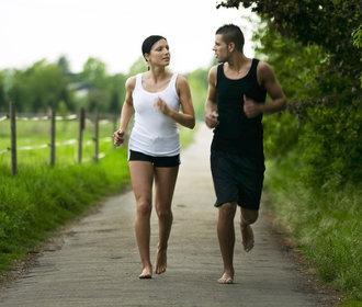 Barefoot running. Proč běhat na boso a jak začít?