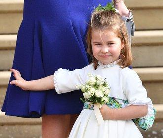 Charlotte slaví: Nejroztomilejší momenty malé princezny!