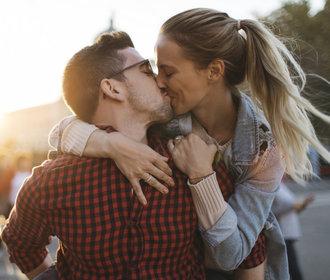 7 důvodů, proč je líbání ve vztahu důležité