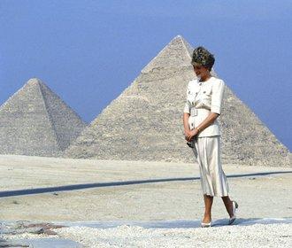 Safari & minimalismus: Prázdninový šatník ve stylu princezny Diany