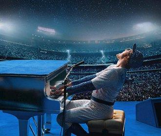 Květnové filmové premiéry: Příběh Eltona Johna i oscarový dokument!