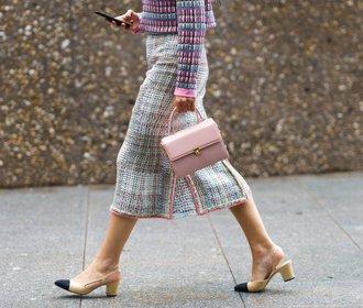 Po saténu je tu další materiál, díky kterému vypadá každý outfit luxusně!