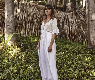 Bílá & krajka: 20 nejněžnějších šatů pro letošní léto